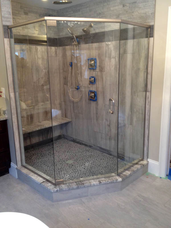 Shower And Tub Enclosures Gallery Granite State Glass